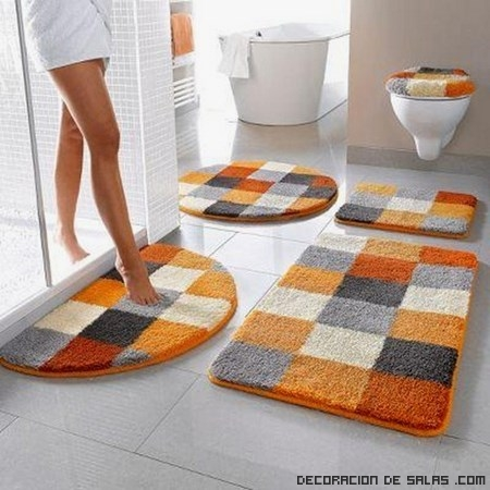consejos para decorar baños
