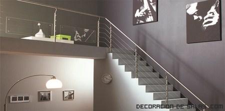 altillos elegantes para casas contemporáneas