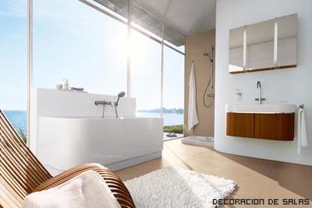 baño lujo