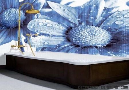 ideas para decoración de baños