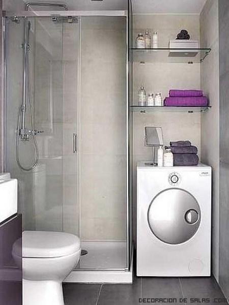 baños con duchas de cristal
