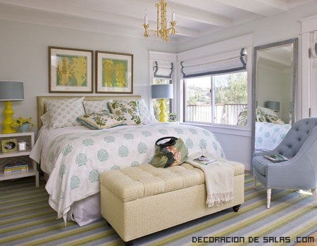 Ideas para aprovechar el espacio del dormitorio