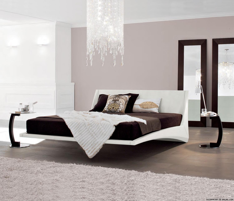 habitaciones estilo minimalista