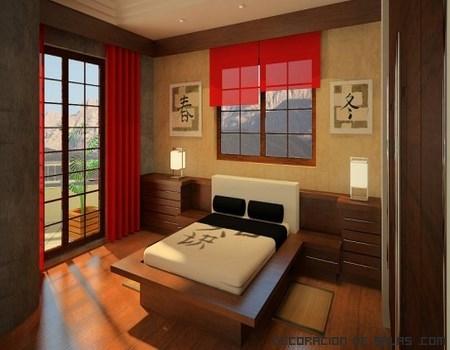 Dormitorios orientales