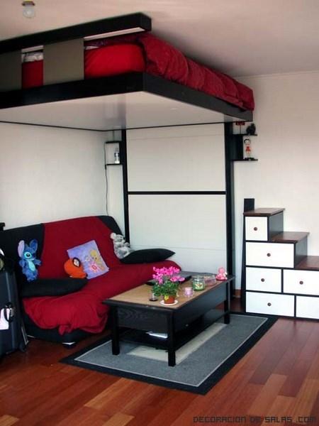 ideas para pequeños espacios
