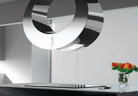 cocina elegantes en pisos modernos
