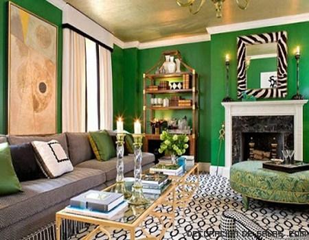 pintura de habitaciones de color