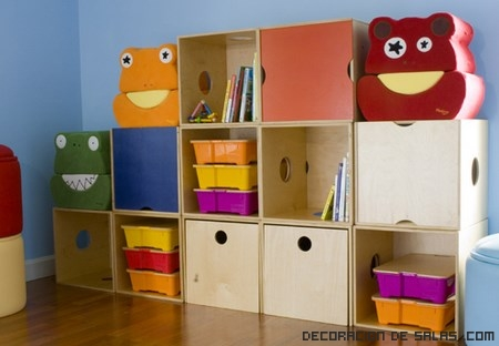 muebles de almacenaje