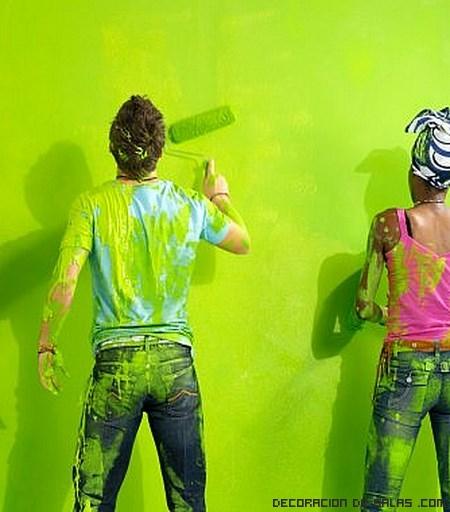 Tipos de colores para habitaciones
