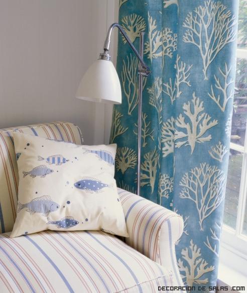 cortinas para decorar salones
