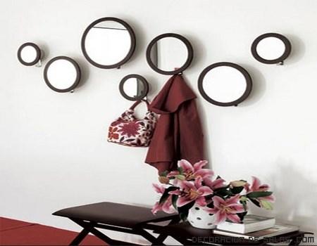 Ideas de decoración en el recibidor