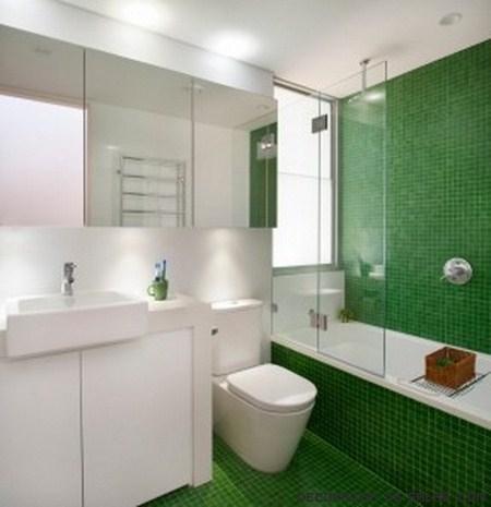 baños bicolor