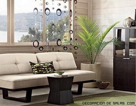 decoración moderna de salones