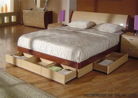 habitaciones elegantes con muebles funcionales