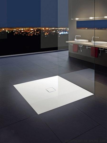 Platos de ducha modernos