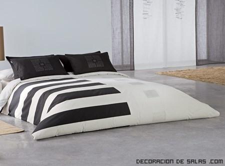 Ropa de cama con estilo