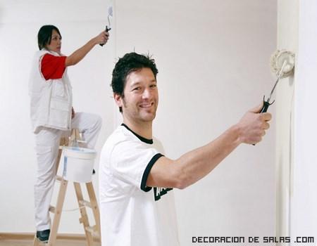Consejos para pintar paredes