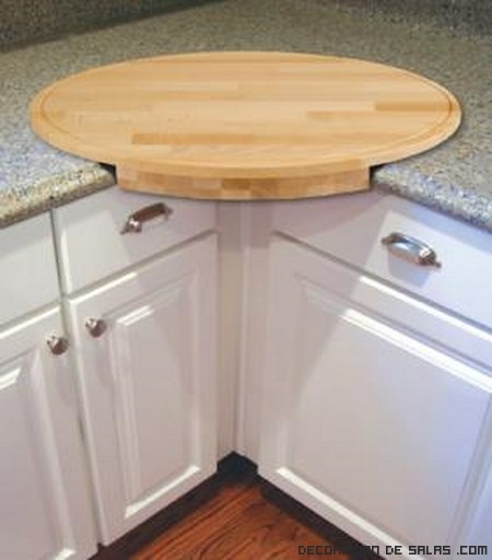 tablas para cortar redondas