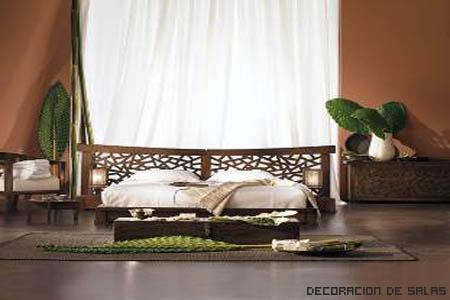 Asiático tonos marrón