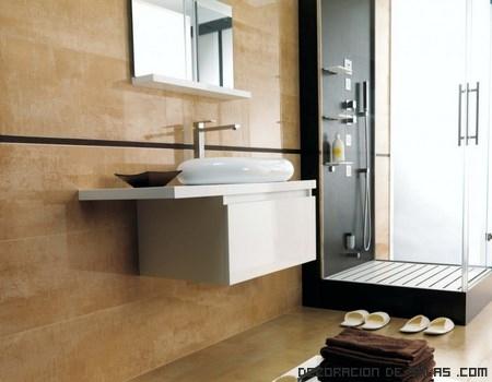 decoración de baños modernos