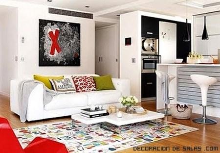 dividir estancias en pisos pequeños
