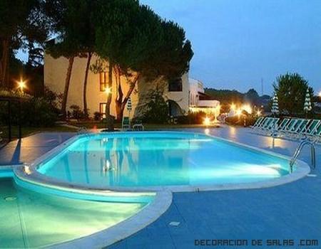 piscinas elegantes