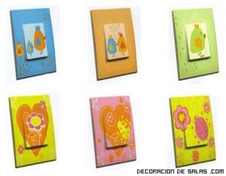Ideas para decorar habitaciones de niños