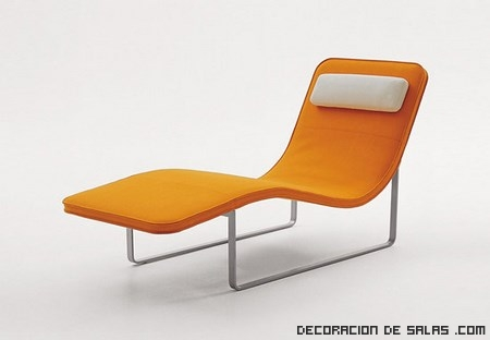 sofás mecedora en colores