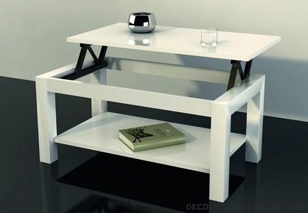mesas de salón plegables