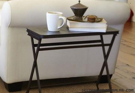 salones con mesas plegables