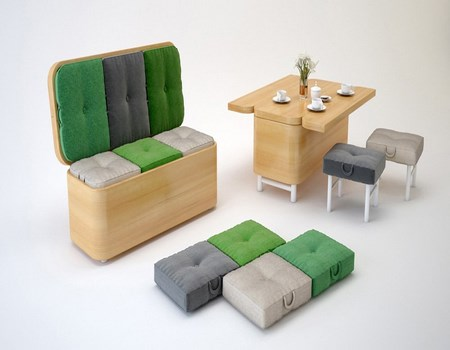 muebles originales en madera