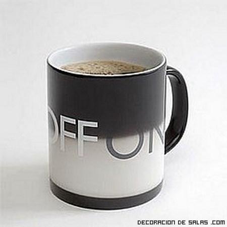 Tazas de café modernas