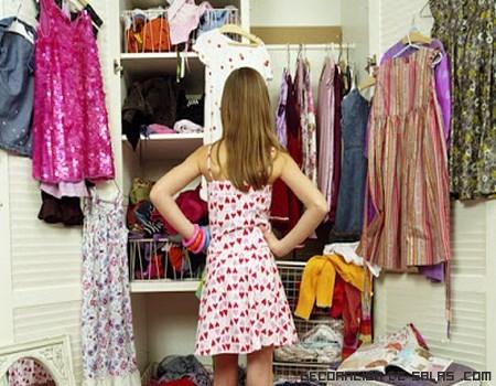 trucos para un armario organizado