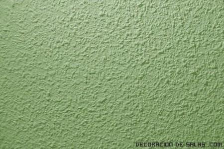Eliminar paredes rugosas