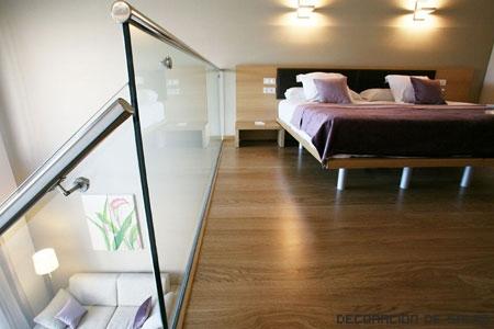 Parquet dormitorio