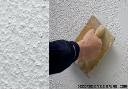 Lijaduras para paredes