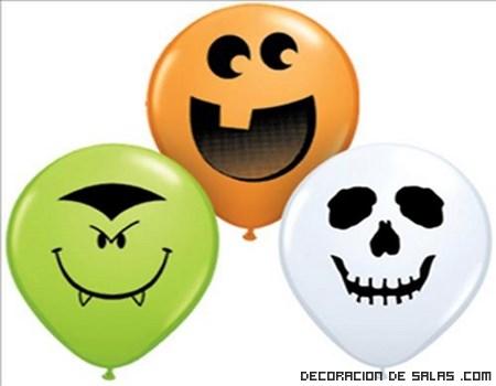 globos divertidos para decorar