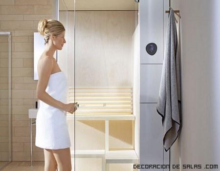 Saunas elegantes