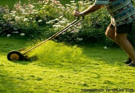 máquinas para cortar hierba