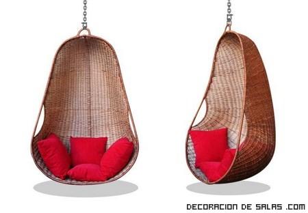 sillas de raftán