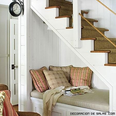 consejos para decorar escaleras