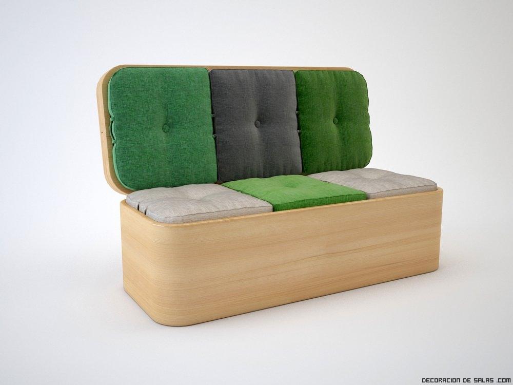 sofás cómodos