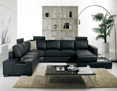 decoración de interiores en blanco y negro