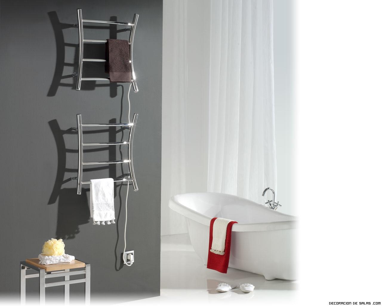 ideas para colgar las toallas