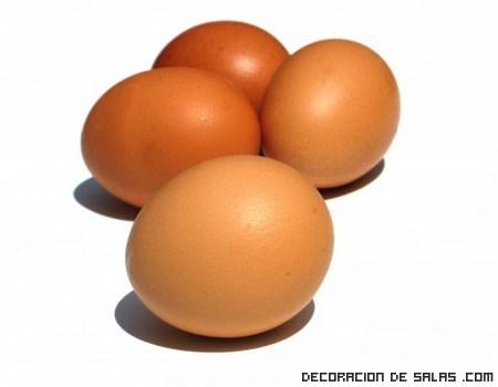 uso del huevo en nuestro día a día