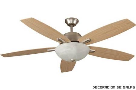 ventilador madera