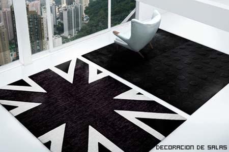 alfombra bandera