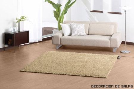alfombra cálida