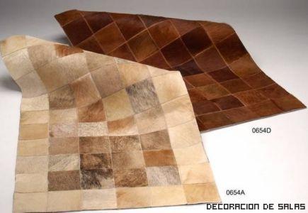 alfombra piel limpias