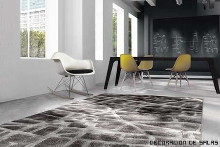 alfombras abstractas